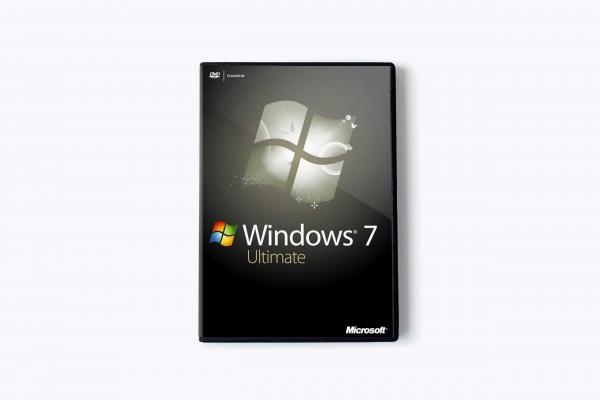 ویندوز 7 بوت